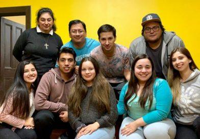 Reunión Comisión Nacional de CEVAS Chile en Putaendo